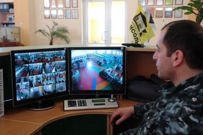 мониторинг охраны